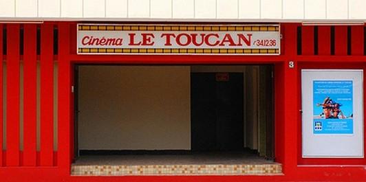 Le Cinéma le Toucan ouvre ses portes