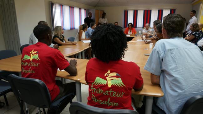 L'emploi et la formation des jeunes au coeur du dispositif périscolaire lancé par la Ville et ses partenaires
