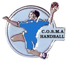 Cosma Hand-Ball : planning d'entrainement saison 2008-2009