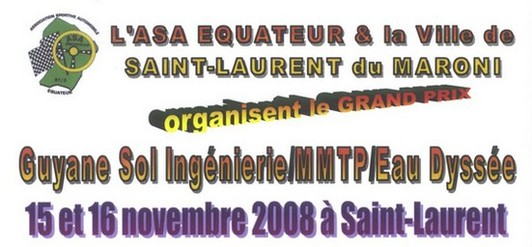 Le grand prix 'Eau Dyssé - Guyane Sol Ingenerie - MMTP»