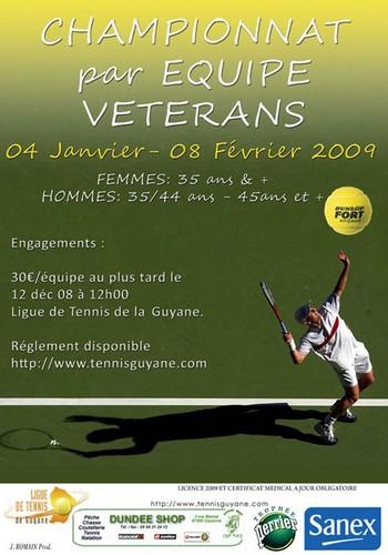 Championnat par équipe vétérans 2009