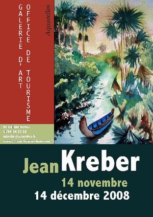 Jean KREBER et ses aquarelles