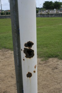 Report des matchs de foot de jeunes au stade B