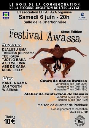 Festival AWASSA 2009
