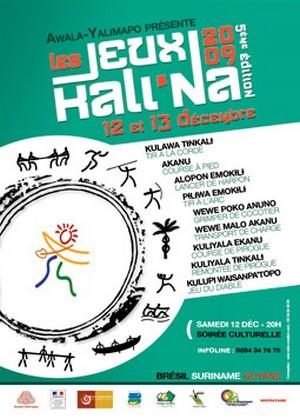 Participez aux 5eme Jeux Kali'na 2009