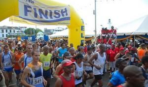 Participez au Marathon et au semi-marathon de paramaribo