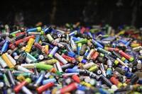 Collecte des piles et des batteries usagées dans l'ouest