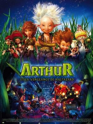 Arthur et la vengeance de Malthazar