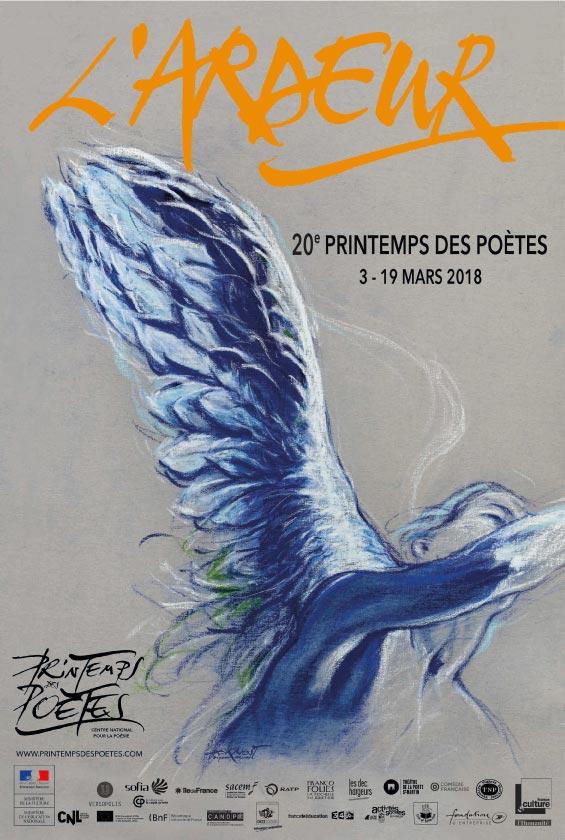 Le Printemps des Poètes à Saint-Laurent