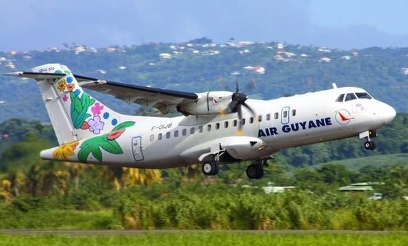 Air Guyane - Aérodrome de Saint-Laurent du Maroni