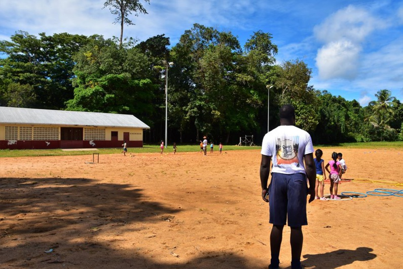 Bougez avec Saint-Laurent : des activités sportives au village Terre-Rouge