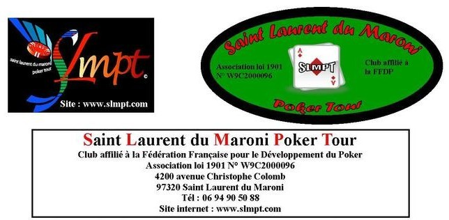 Saint Laurent du Maroni Poker Tour