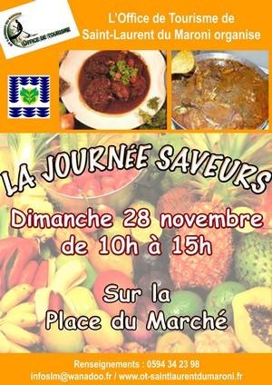 La journée saveurs : appel à candidatures aux associations et restaurants de la place