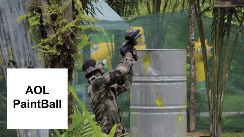 AOL PaintBall