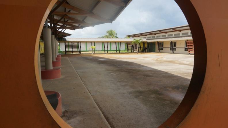 Travaux dans les écoles