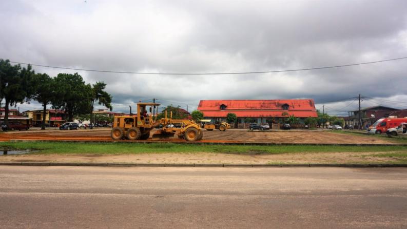 La mairie investit dans des travaux de voirie en entrée de ville