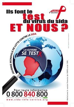 1er décembre : Journée contre le SIDA