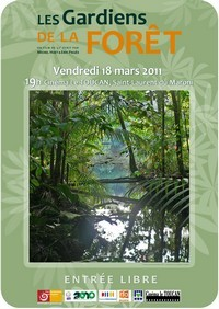 « Les Gardiens de la Forêt » - séance spéciale