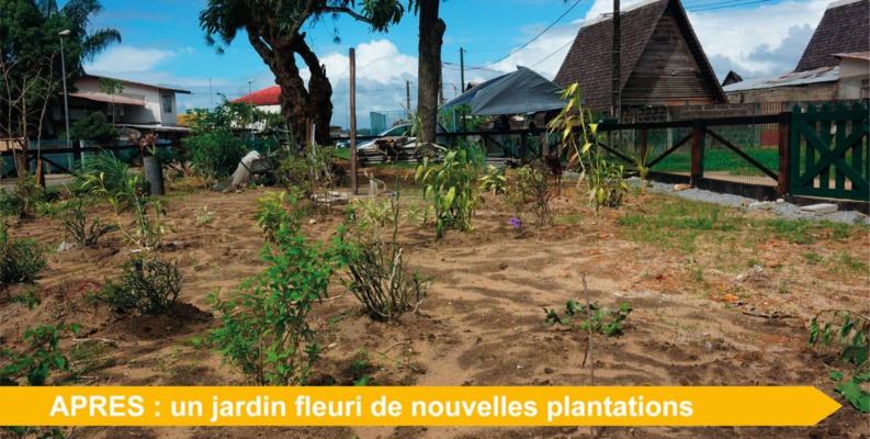 [Faire-ensemble] : création d'un jardin partagé à la Charbonnière