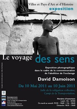"""Exposition """"Voyage des Sens"""" dans le cadre du Mois de la Commémoration"""