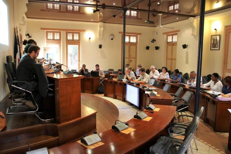 [Rénovation urbaine] : comité de pilotage de l'étude portant sur le futur réaménagement des berges