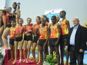 Graines d'Acrobates remporte la médaille de bronze à Calais