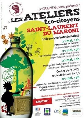 Les ateliers éco-citoyens du 21 et 22 mai 2011