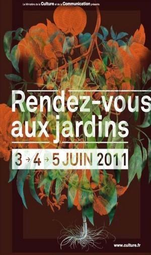 Rendez-vous aux jardins - 03 au 05 juin