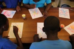 [ÉDUCATION] : ateliers pédagogiques avec l'artiste Rinaldo Klas