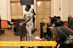 [CITOYENNETÉ] : Sensibilisation à la citoyenneté et à l'accès au droit des mineurs
