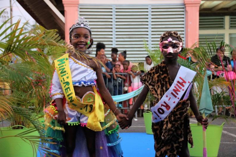 [Carnaval 2019] : Election du Mini-Roi et de la Mini-Reine