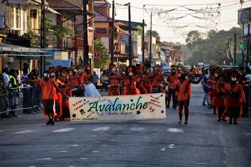 [Carnaval 2019] : cavalcade du dimanche 3 mars