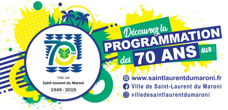 [FESTIVITÉS] : la commune de Saint-Laurent fête ses 70 ans en 2019 !
