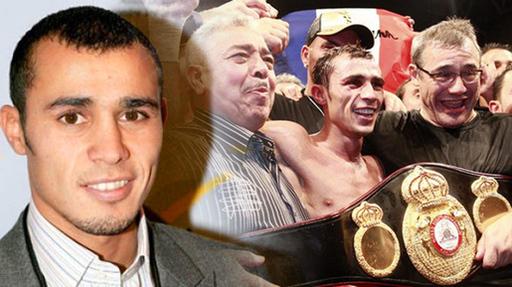 Le boxeur Brahim ASLOUM, sera en visite à Saint-Laurent du Maroni le vendredi 09 septembre 2011