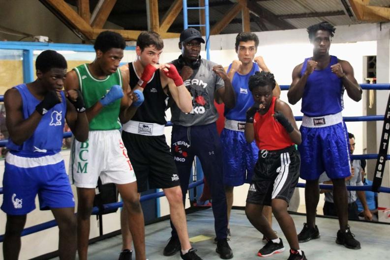 [Sport] : Retour en images sur le gala du Cosma Boxing Club