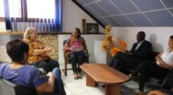 [Université] : réunion de travail autour du projet d'implantation de l'Université dans l'Ouest