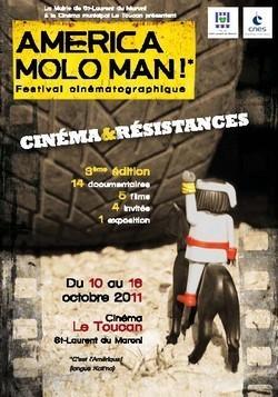 """3ème Festival América Molo Man 'Cinéma et Résistances"""""""