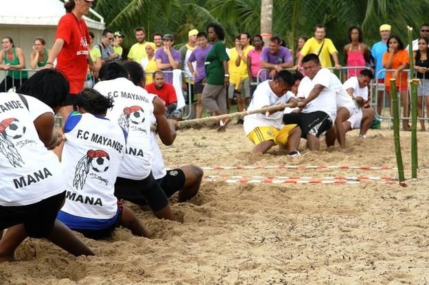Ouverture des inscriptions pour les 7èmes Jeux Kali'na d'Awala-Yalimapo