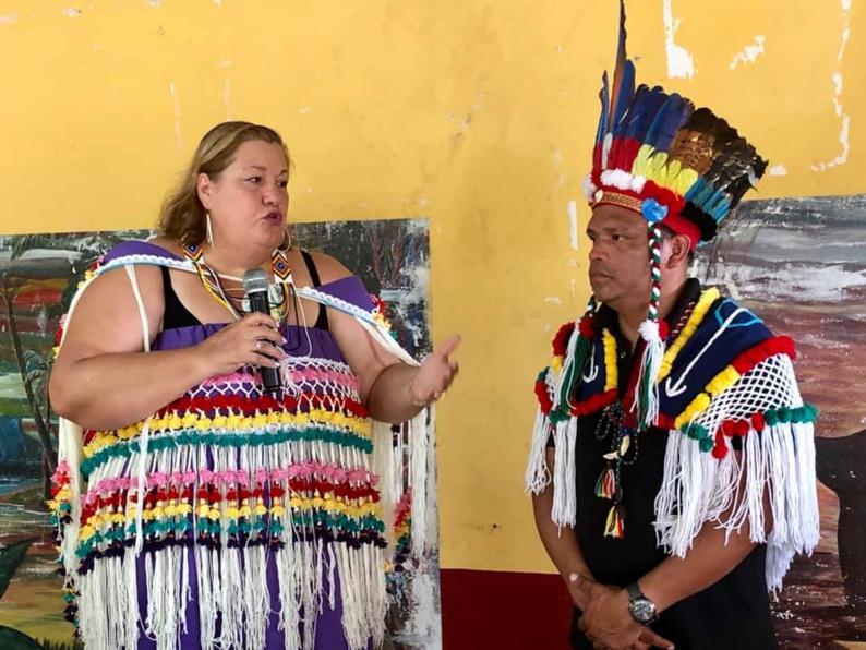 [Événement 70 ans] : cérémonie officielle d'ouverture de la fête donnée en l'honneur des 70 ans du village Balaté