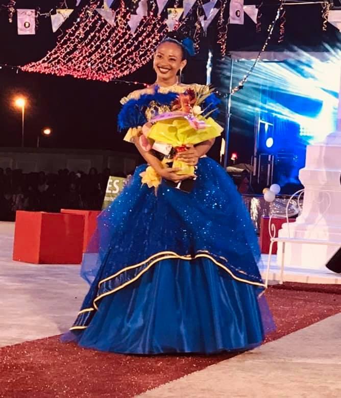 [Saint-Laurent du Maroni - Fête patronale spécial 70 ans ] : remise des prix de l'élection de Miss Saint-Laurent 2019