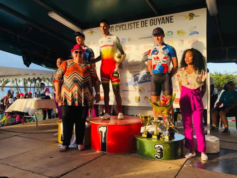 [Tour de Guyane] : retour en images sur l'Espace Animations du Tour