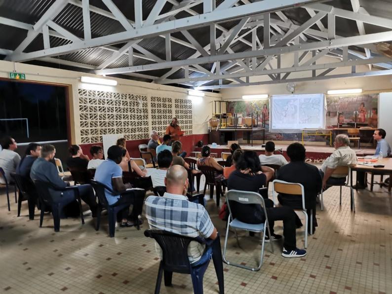 """[ Plan local d'urbanisme ] : retour sur la réunion publique du 17 octobre autour du projet """"Balaté Nord"""""""