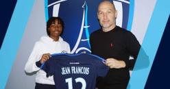 [Nos jeunes ont du talent] : Oriane JEAN-FRANCOIS signe son premier contrat professionnel au Paris FC