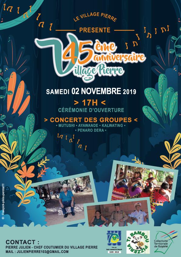 Festivités : le Village Pierre fête ses 45 ans
