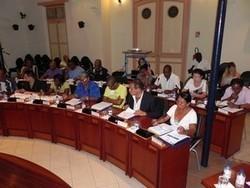 Ordre du jour du Conseil Municipal du lundi 02 avril 2012