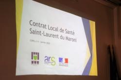 [Santé] : Comité de pilotage autour du futur plan d'actions du Contrat Local de Santé de Saint-Laurent du Maroni