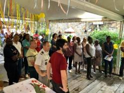[Tourisme] : Cérémonie des voeux de l'office de tourisme de Saint-Laurent du Maroni