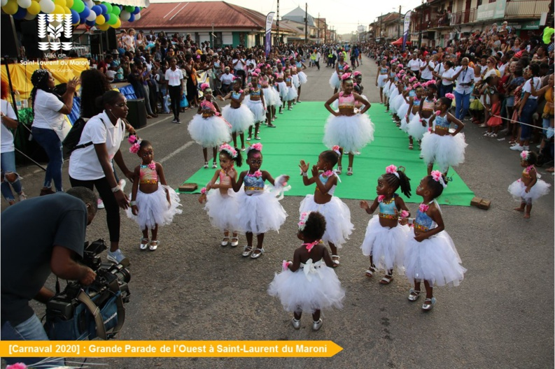 [Carnaval 2020] : la grande parade de l'ouest en images