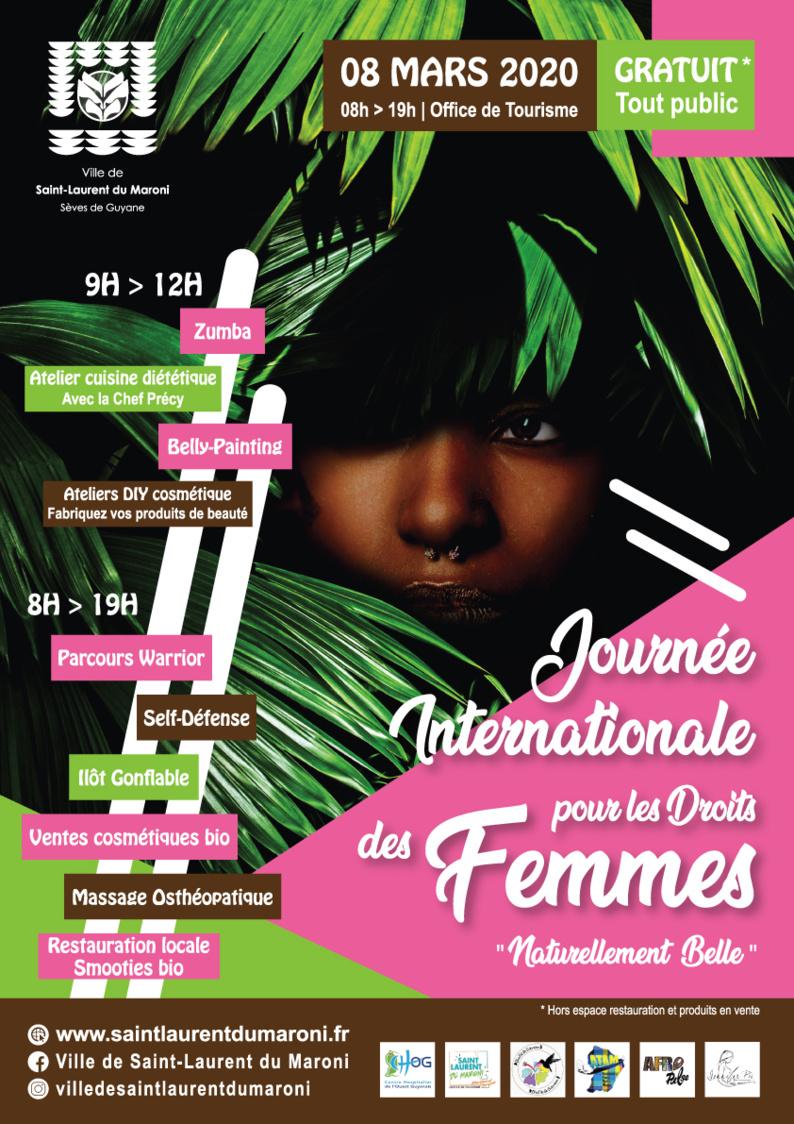 [SPORT] : Journée Internationale pour les Droits des Femmes – Edition 2020