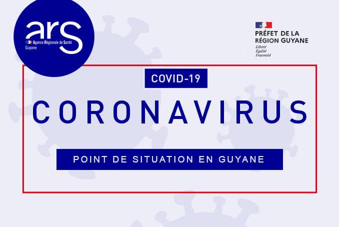 [Coronavirus guyane] : Quatorzaine stricte pour toute personne rentrant de l'exagone